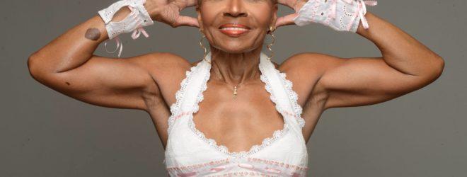 Бабушка-барабанщик, бабушка-…