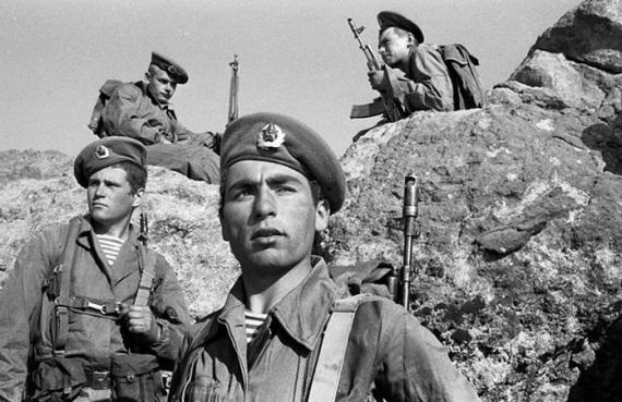 Почему на Западе считали бойцов ВДВ самыми опасными русскими солдатами