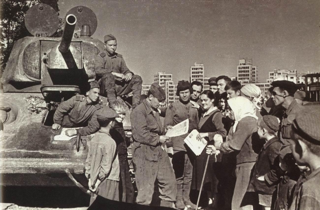 «Будите Сталина. За последствия отвечаю»:  как советские войска освободили Харьков