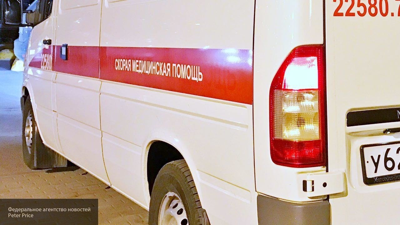 В Ульяновске столкнулись две машины «скорой помощи»: пострадали пять человек