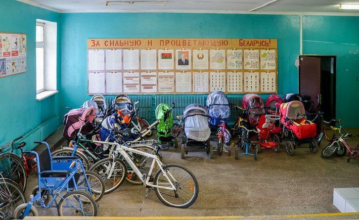 Город Дрибин - новый дом для переселенцев из Чернобыля