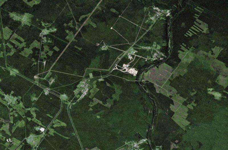 9. Космодром Плесецк. земля, космос, пейзаж, планета, природа, россия, фотосъемка