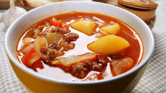 Пять простых и вкусных супов