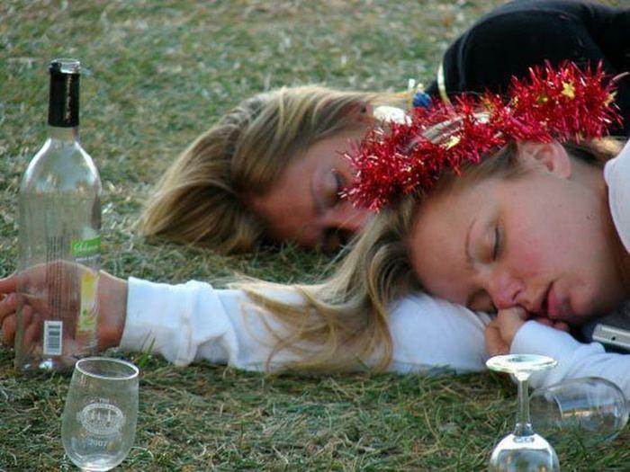 Русские подруги выпили — photo 11