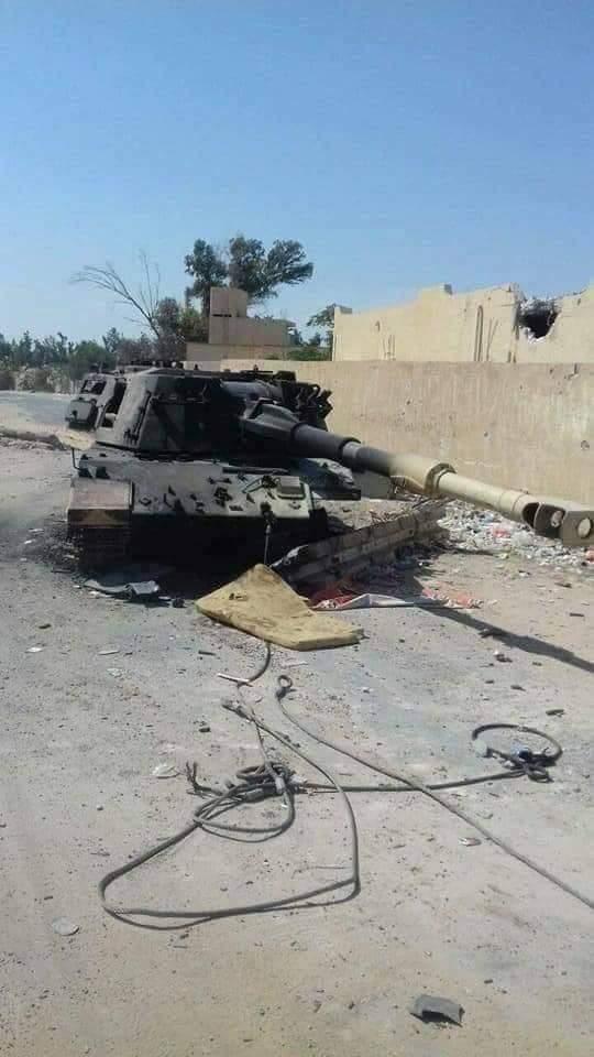 Большие разборки в маленьком Триполи