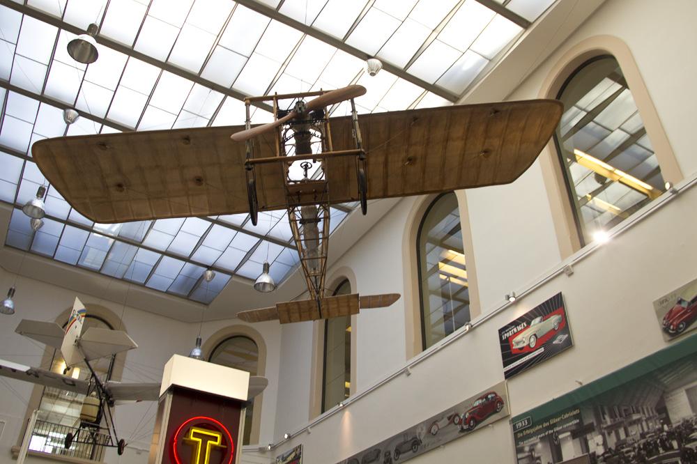 Музей транспорта в Дрездене. Странности и редкости