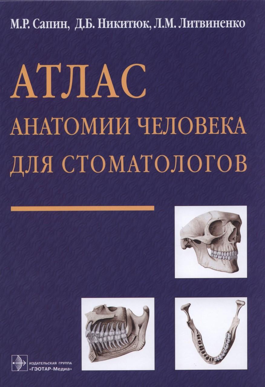 Атлас анатомии человека 3