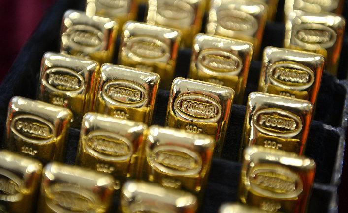Al Joumhouria, Ливан. Россия — крупнейший покупатель золота в мире