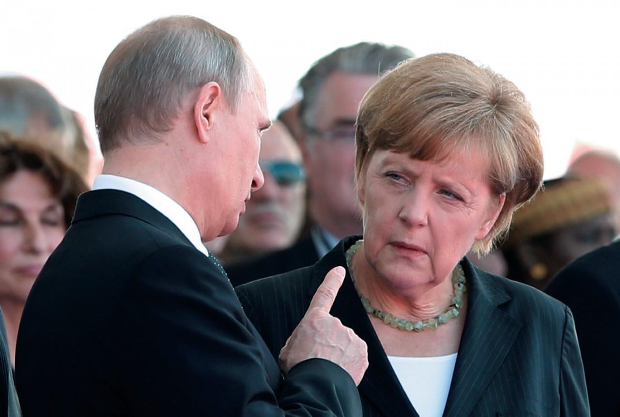 Как Путин одной фразой поста…