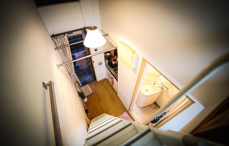 Типичная японская квартира п…