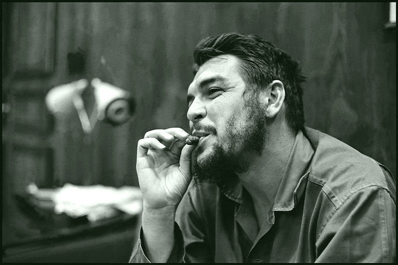 Эллиот Эрвитт - Че Гевара, Гавана, Куба 1964 Весь Мир в объективе, история, фотография