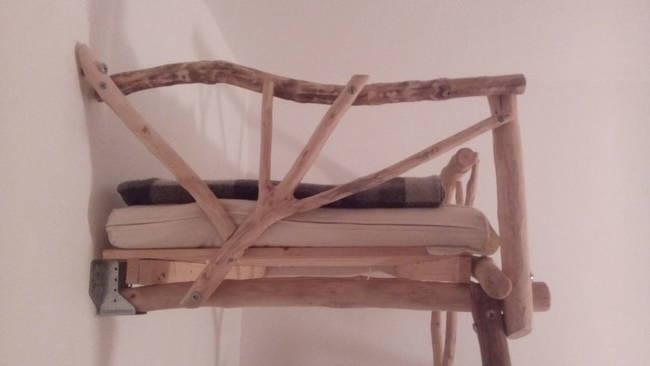 Папа сделал оригинальные кровати для детей кровать, папа, руками, своими