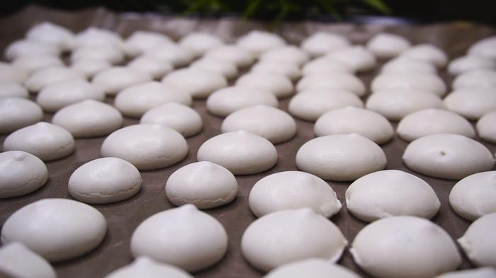 Безе без яиц