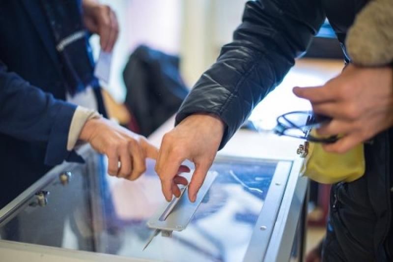 Большая явка: 84% украинцев собираются проголосовать на выборах президента