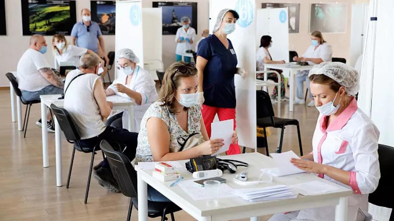 Крупнейший на территории региона пункт вакцинации открылся в Туле Общество