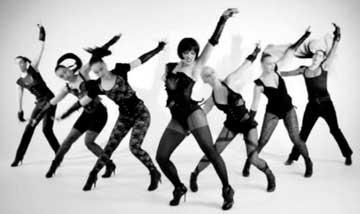 Основные виды современных танцев. Танец Вакинг