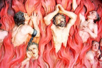 ПРЕДДВЕРИЕ АДА. Европейская модель уничтожения образа Божьего в людях