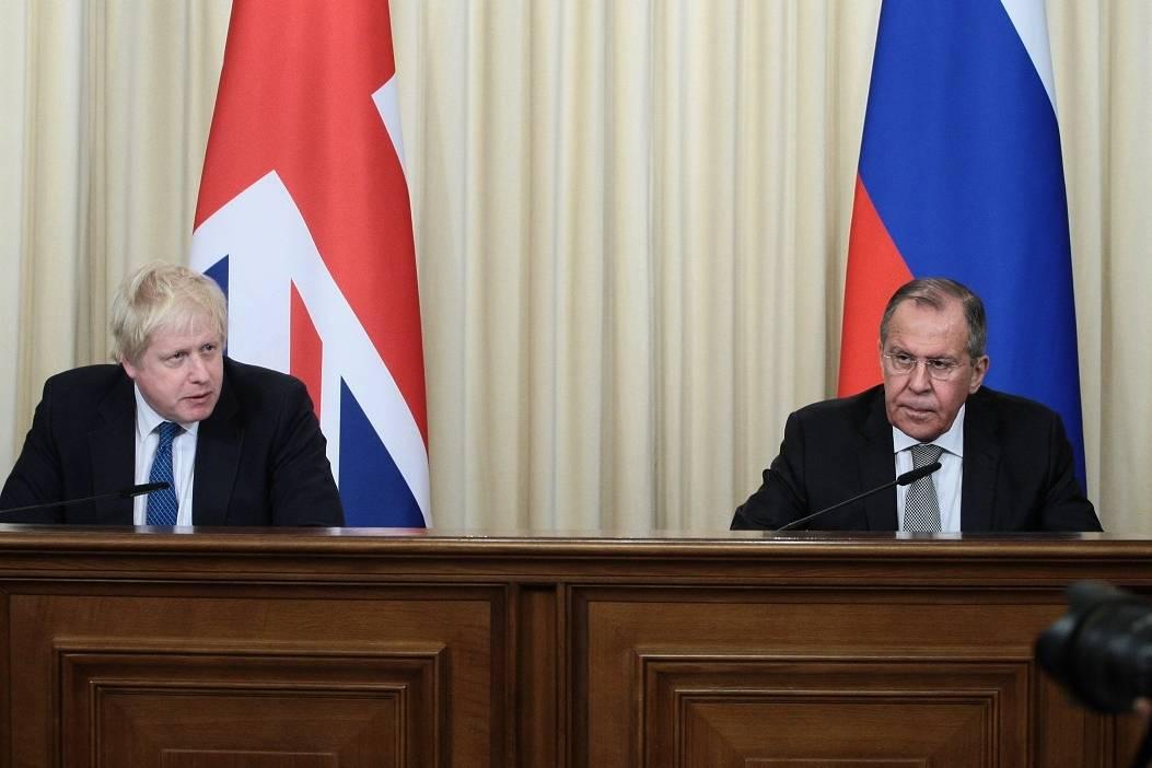 МИД РФ: в попытке дискредитировать РФ Британия сама загнала себя в тупик