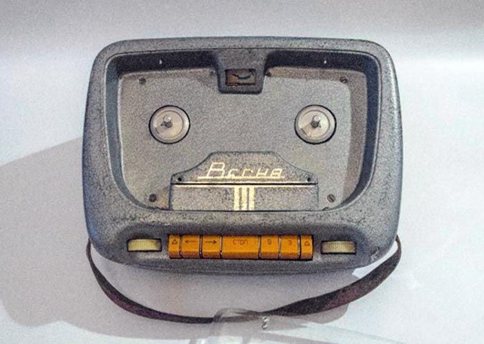 «Весна 2» — магнитофон моего дедушки