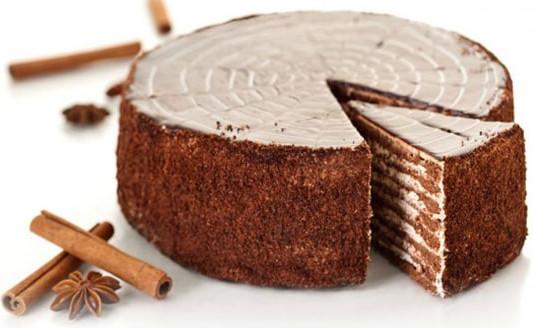 Торт «Спартак» — самый прост…