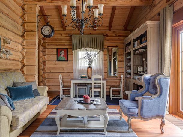 Дом в Калужской области, 60 м²