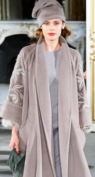 "Роскошное изящество в стиле ""а-ля рус"", или Yanina Haute Couture осень-зима 2015-2016"