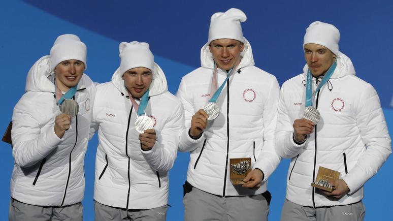 Глава НОК Германии: Олимпиад…
