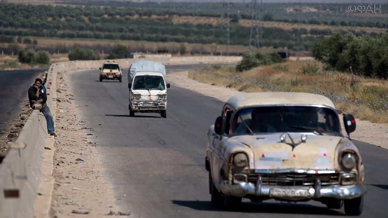 Сирия: более 1,3 тысячи беженцев вернулись за сутки из Ливана и Иордании