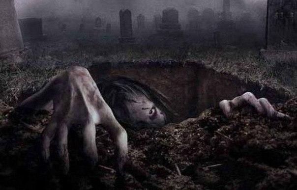 Фотография с могилы