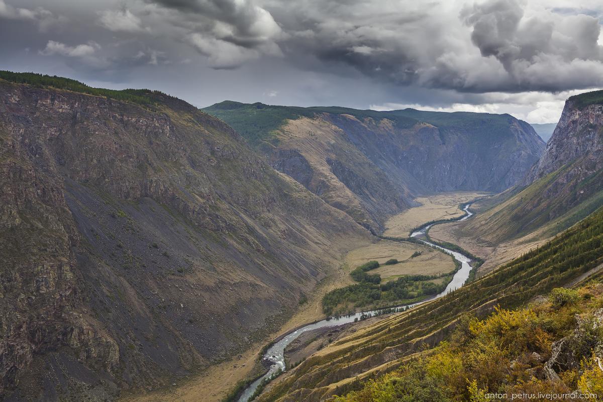 Самая впечатляющая долина в России