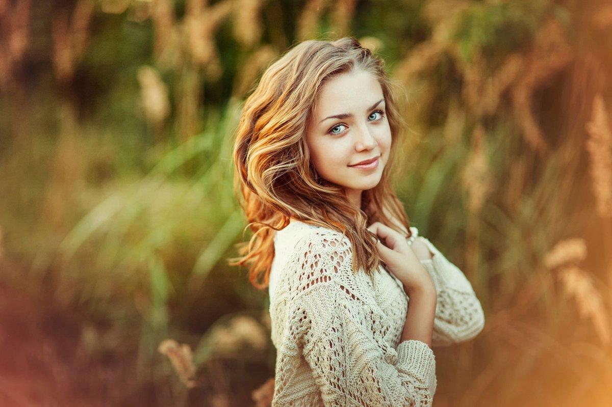 Девушка молодая красивая картинки