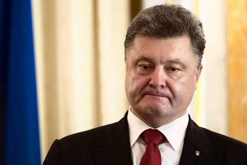Порошенко «объяснился» за «войну» с Россией