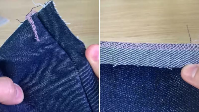 Швейный секрет на миллион: как НЕ менять нити в оверлоке рукоделие,своими руками,сделай сам