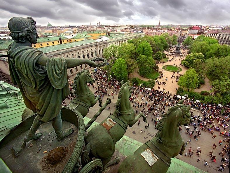 Петербург, каким мы его ещё не видели красиво, петербург, фото