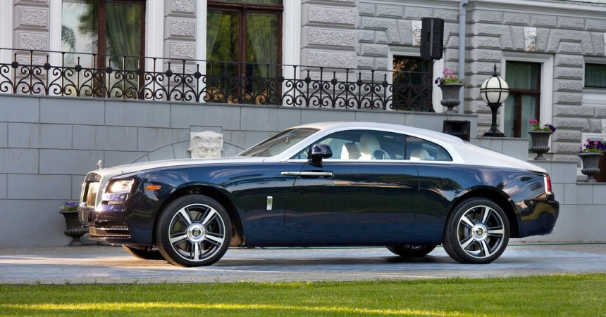 В Петербурге совершен самый «дорогой» угон автомобиля