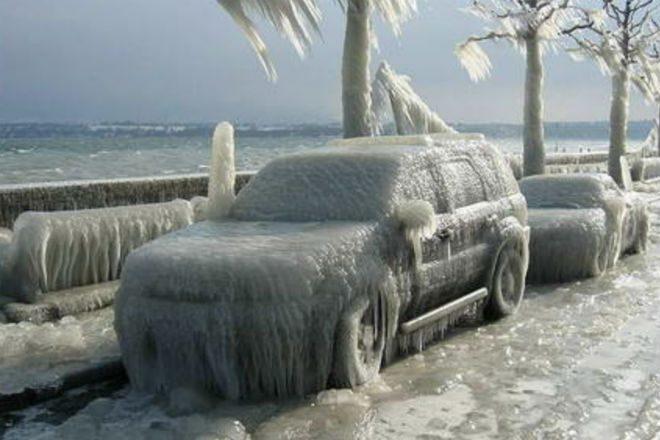 Как предотвратить замерзание окон авто