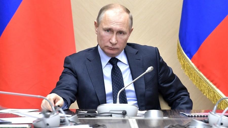 Огромная победа Путина