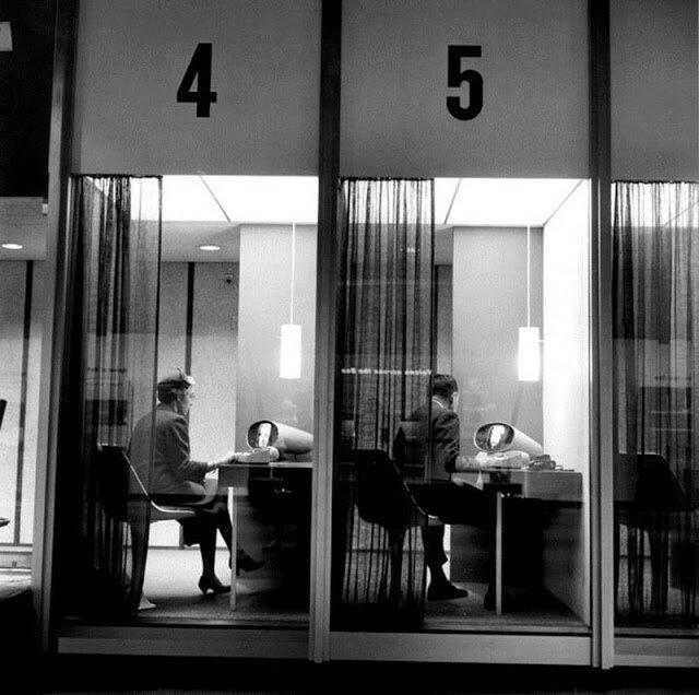 20 людей, которым довелось пообщаться по Скайпу 60-х