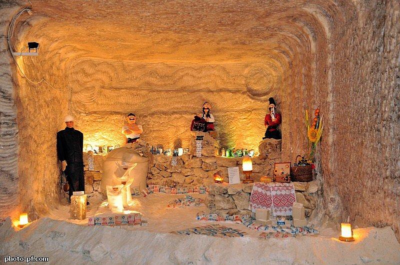 Соляная пещера Соледара