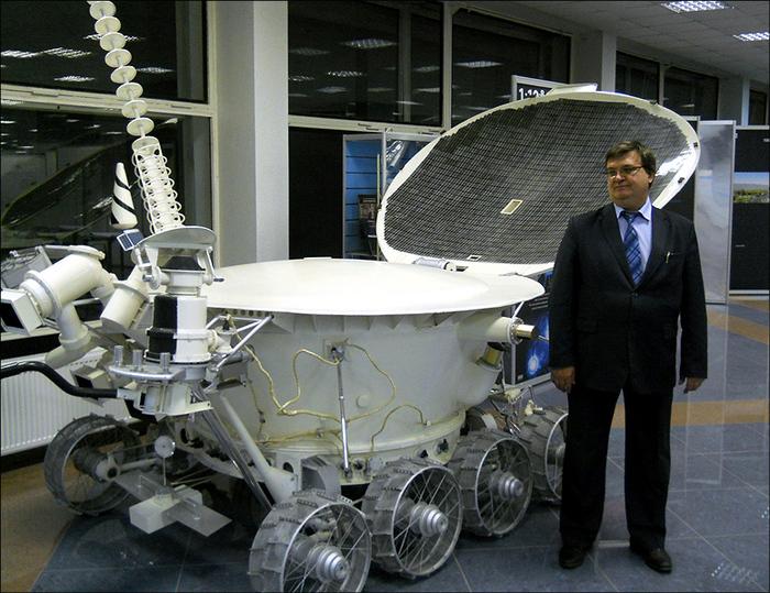 Луноход в натуральную величину Луноход, Техника, Космос, Длиннопост