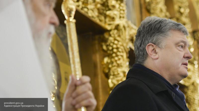 """Порошенко ответил """"Слава Украине!"""" на неудобный вопрос о коррупции"""