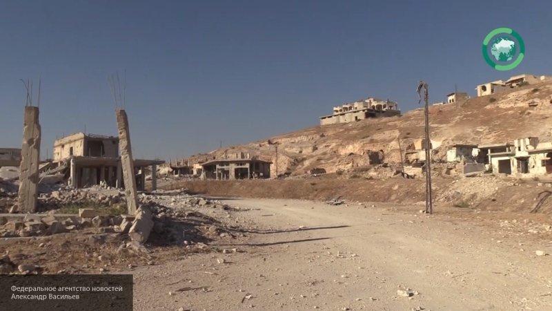 Армия Сирии принесла мир на территории освобожденных районов Идлиба и Хамы