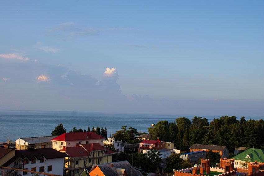 Отдых в Лазаревское, частный сектор, где снять жилье по низким ценам без посредников