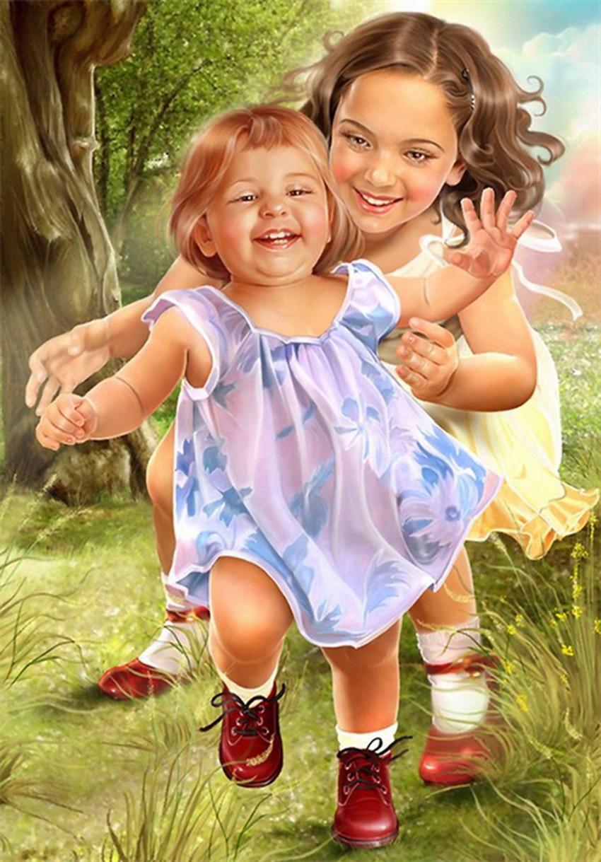 Чистое добро в иллюстрациях Инны Кузубовой