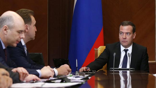 Дмитрий Медведев, Антон Силуанов, Игорь Шувалов|Фото: government.ru