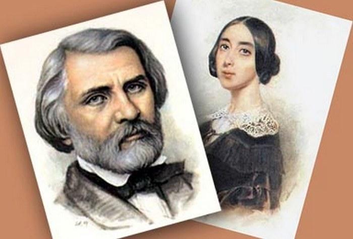Великие истории любви! Иван Тургенев и Полина Виардо.