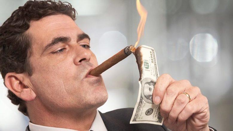 Регрессивная ставка: богатые…