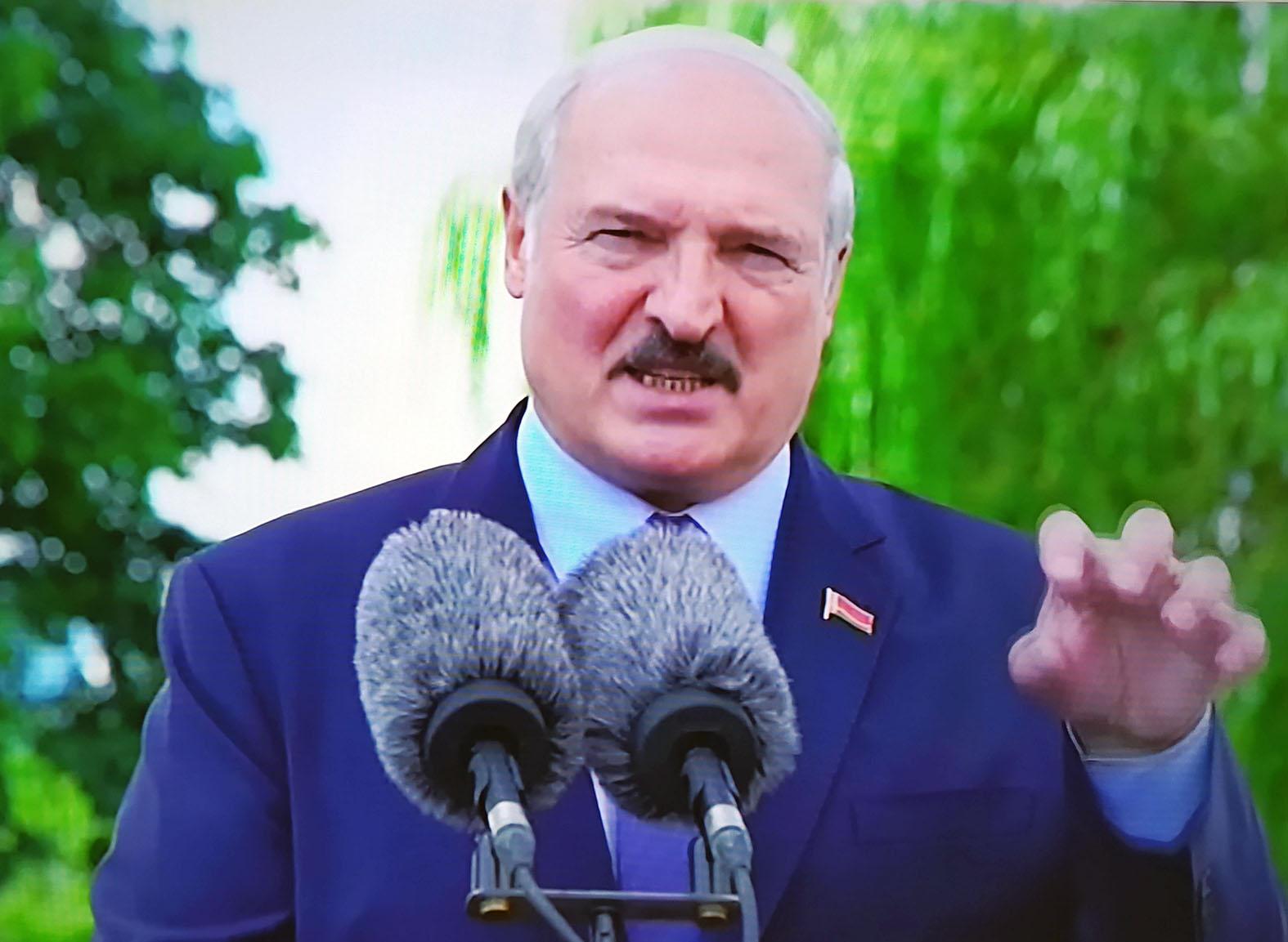 Чего не говорят о беспорядках в Белоруссии геополитика