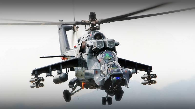 Вертолёт Ми-24 «Крокодил». Г…