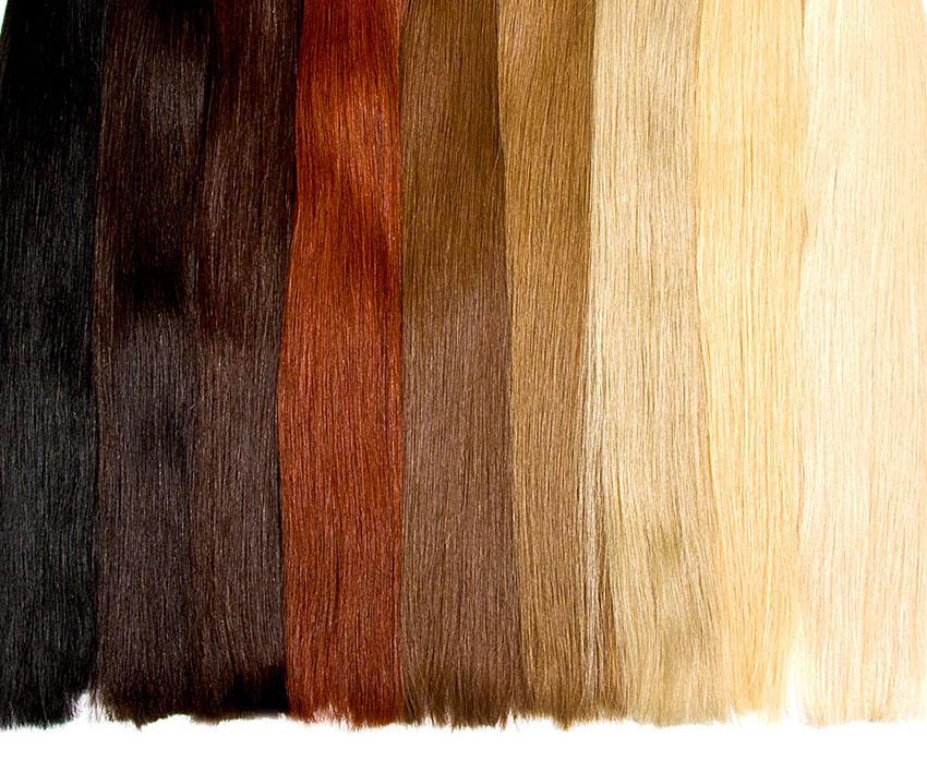 Натуральные краски для окрашивания волос